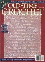 Old-Time Crochet - Summer 1996