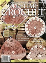Old-Time Crochet - Spring 2000