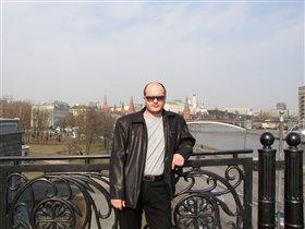 Прогулка по весенней Москве 2
