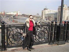 Прогулка по весенней Москве 3