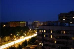 ночной Тольятти