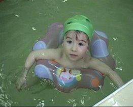 Мы в бассейне
