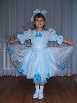 Бант для костюма куклы своими руками