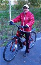 Начало велосипедной жизни