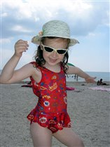 Королева пляжа!