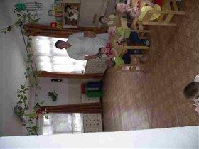 Группа, где живут детки от 1 до 2-х лет