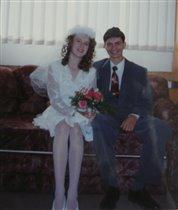 Наша свадебная фотография