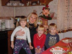 мама и детки)