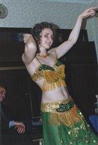 Восточный свадебный танец