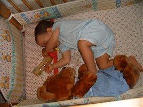 Сладкий сон с друзьями=)