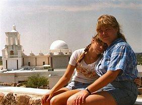 Mission San Xavier del Bac, Tucson, Arizona 1998