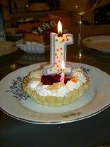 Импровизированный торт
