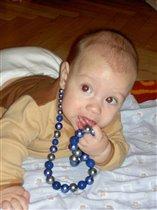 Мой крестник Гришенька