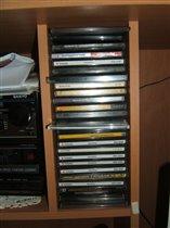 Ещё стенд с вязальными дисками