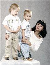 Мэри Поппинс и и ее детки