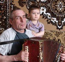 Любовь к музыке_это у нас семейное
