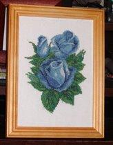 Голубые розы - Гамма