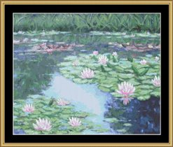 JY-01 Blooms on the Water