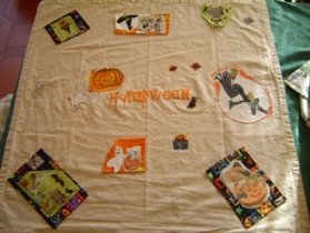 Details Halloween' tablecloth