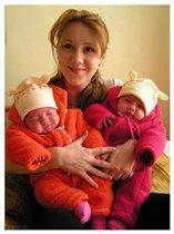 Мама и дочки