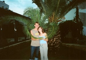Пальмовое сердце :)