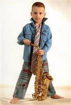 Пашка саксафонист