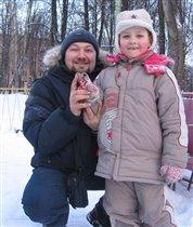 зима в Ярославле