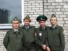 ФСБ-Погранци я  с лево