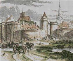 Античный замок #1