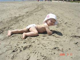 Я на солнышке лежу...