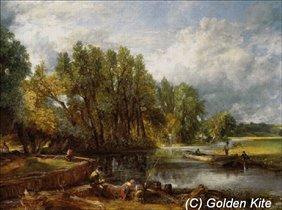 Golden Kite  #225   'Stratford Mill'