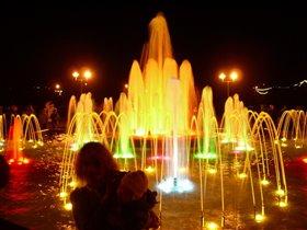 Фонтан в Солнечногорске
