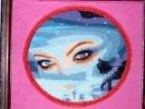 Глаза снежной королевы