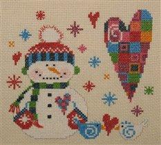 Влюблённый Снеговик :)