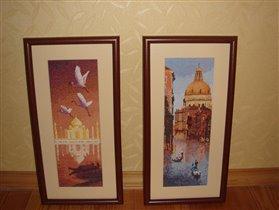 Heritage  Венеция и Тадж Махал