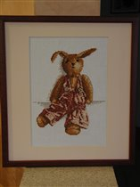 Игрушечный заяц