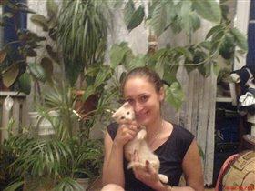 я и мой Мурзик
