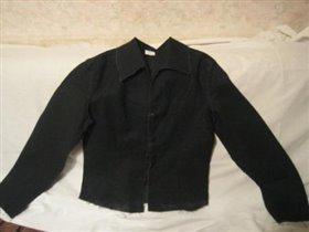 блузка 42р Иваново-лён