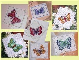 Бабочки для друзей