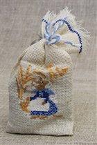Подарок дочки на мой День Рождения 2006г.