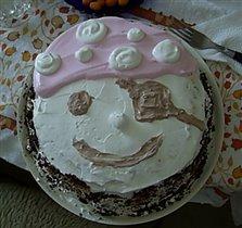 торт 'Пират'