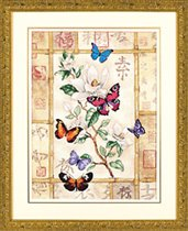 35063 Brilliant Butterfly Celebration - Dimensions