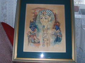 Тутанхамон от Ланарте