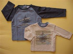 футболочки, кофта на мальчика
