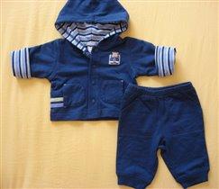 костюмчик на новорожденного