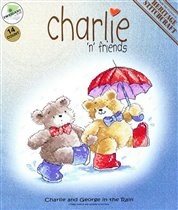 charlie and george in the rain