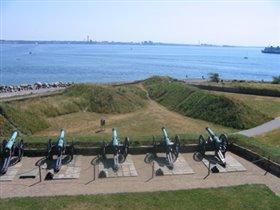 Пушки в замке принца Датского