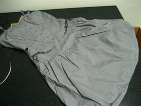 платье женское (steel grey) 071082250PE10/1071082250PE10/1