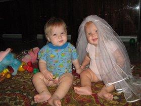 Невесту выбираю сам!!!