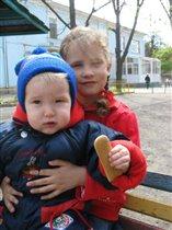 Аленка и Люся